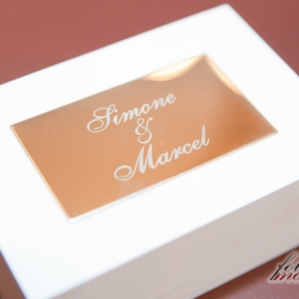 first memento: Reportage Simone & Marcel