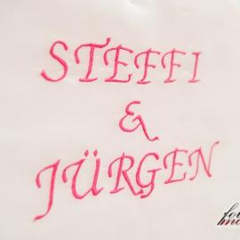 first memento: Reportage Steffi & Jürgen